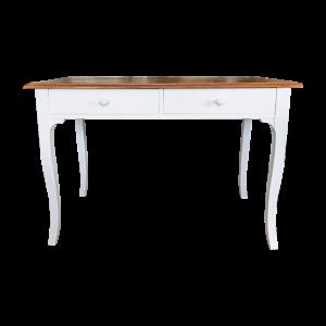 Scrivania in Pioppo bianco-legno Mobili Bernardi Jari